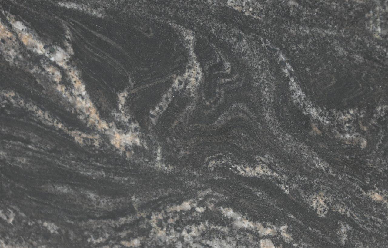 Black Storm Granite Worktops From Mayfair Granite
